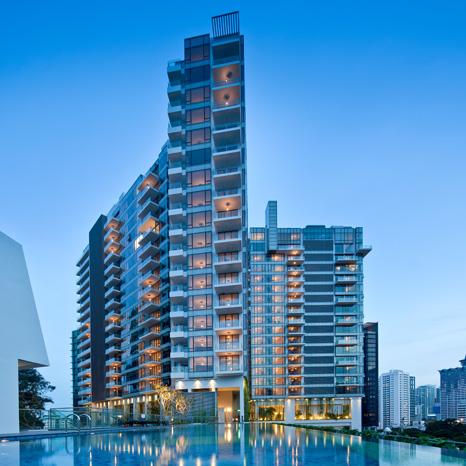 helios residences 賃貸住宅アパート スターツシンガポール