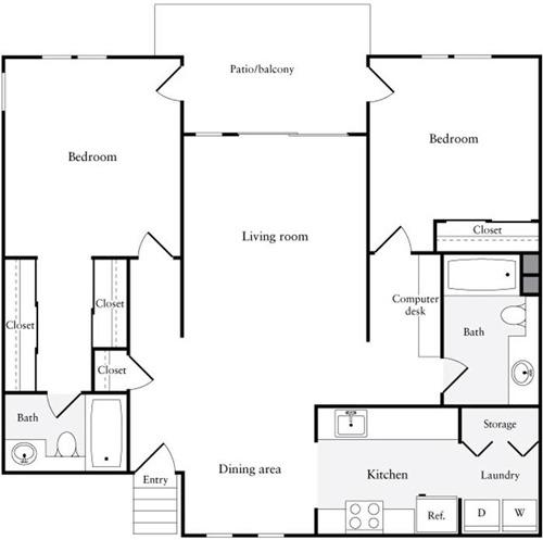 City Gate Apartments: City Gate At Cupertino Apartments|賃貸アパート/コンドミニアム|スターツサンノゼ